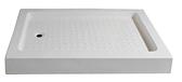 【麗室衛浴】方型壓克力 長120*高14寬75或80 CM 淋浴底盆 B-504-1