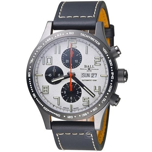 BALL波爾 FIREMAN STORM CHASER機械錶 CM2192C-L4A-WH