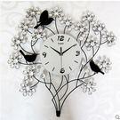 天偉達時鍾石英鐘餐廳藝術時鐘錶掛鐘客廳現...
