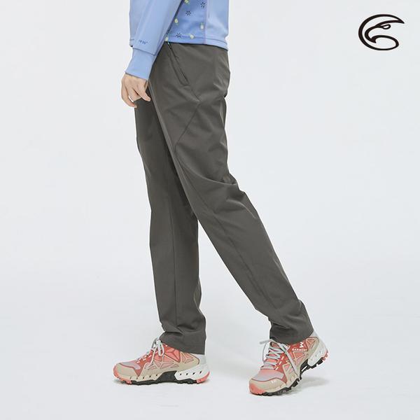 ADISI 女彈性快乾休閒長褲 AP2091015 (S-2XL) / 城市綠洲 (排汗速乾、四向彈性、輕薄透氣)