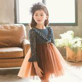 新年大促女童公主裙春裝連身裙百褶裙 森活雜貨