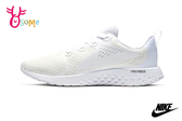 NIKE LEGEND REACT (GS) 成人女款 運動鞋 慢跑鞋 P7087#白色◆OSOME奧森鞋業