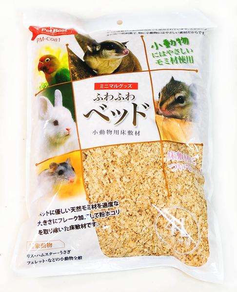 *WANG*PetBest 小動物用長敷材 消臭 倉鼠木屑 黃金鼠木屑 墊材 倉鼠清潔用品 4L