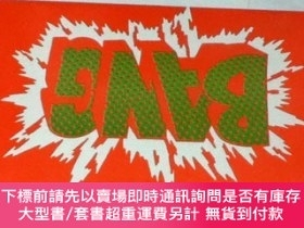 二手書博民逛書店BANG:罕見the hot communication monthly paper No.1~12Y4492