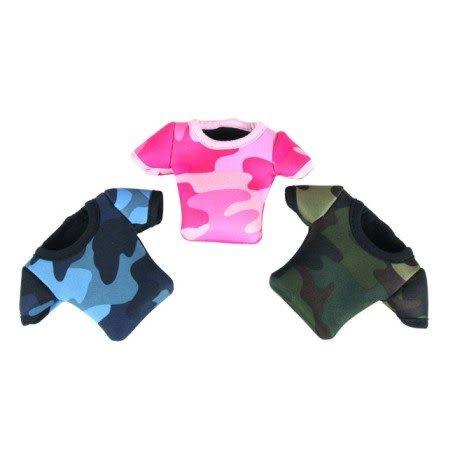迷彩短T恤型手機套1入(顏色可任選)