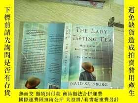 二手書博民逛書店The罕見Lady Tasting Tea:How Statis