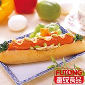 【富統食品】大熱狗 2條/包《07/31-09/01同品項買五送一》