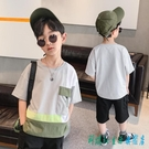 童裝男童短袖t恤夏裝兒童半袖上衣韓版夏季中大童2020新款洋氣潮 OO9706『科炫3C』