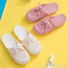 包頭涼鞋女夏仙女風2020新款夏季洞洞鞋時尚平底ins潮女時裝涼鞋 小宅女
