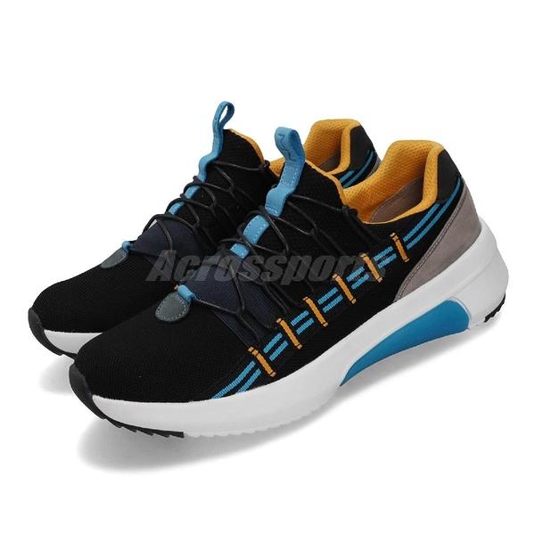 Skechers 慢跑鞋 Modern Jogger 2.0-Loop 黑 白 男鞋 運動鞋 【ACS】 69706BKMT
