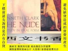 二手書博民逛書店The罕見Nude: A Study in Ideal Form