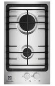 Electrolux 瑞典 伊萊克斯 EGC3322NVX 雙口瓦斯爐 (220V)【零利率】產地:義大利
