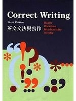 二手書博民逛書店 《Correct Writing (6th ed.)(英文文法與寫作)》 R2Y ISBN:9575866754│Butler