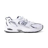 New Balance 530 男女鞋 灰白 休閒鞋 復古 情侶鞋 MR530SG
