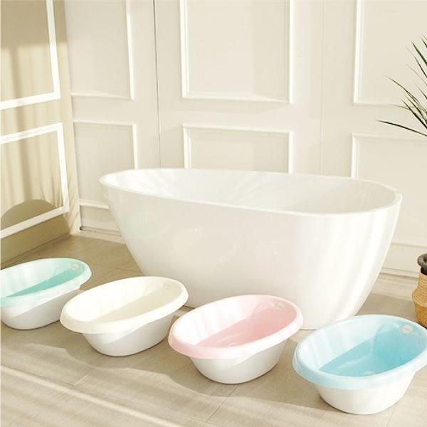 韓國 Sobble 棉花糖澡盆/浴盆(白/粉/藍/綠)