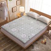 新年鉅惠床墊1.8m床褥子1.5m雙人墊被褥學生宿舍單人0.9米1.2m海綿榻榻米 小巨蛋之家