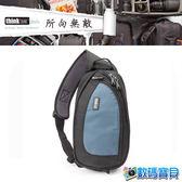 thinkTANK TurnStyle 5 單肩包 斜背包 腰包 兩用相機包 TS454 藍色 1 機(類單)+1-3 鏡+ 8 吋平板 公司貨