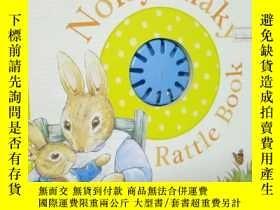 二手書博民逛書店Peter罕見Rabbit: Noisy Shaky Rattl