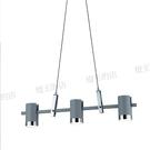 【燈王的店】北歐風 LED 5W*3 吊燈3燈 客廳燈 餐廳燈 裝飾燈 301-98049-1