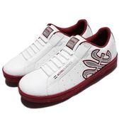 Royal Elastics 休閒鞋 Hydra 免鞋帶 懶人鞋 白 紅 黑 皮革 反光 女鞋【PUMP306】 92273018