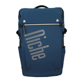 【n-19302】Niche時尚潮流休閒後背包 配有德國專利磁扣 *買就送觸控手機導航包