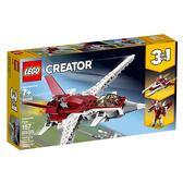 LEGO 樂高 Creator 創意系列 31086 未來飛行器 【鯊玩具Toy Shark】