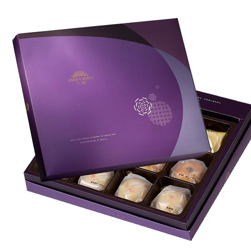 臻饌 綜合12入禮盒(鳳梨酥*4+蛋黃酥*4+金沙小月*4)