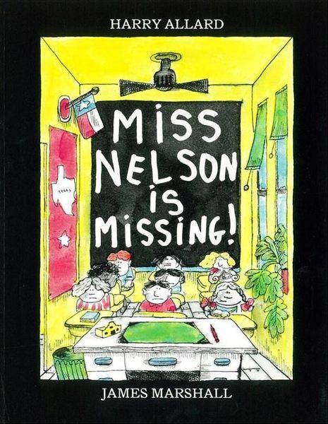 (二手書)Miss Nelson Is Missing