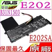 ASUS EeeBook E202 E202SA 電池(原廠)-華碩 B31N1503,E202SA-1A,E202SA-1B,E202SA-1D,E202SA-1E,3ICP7/61/81