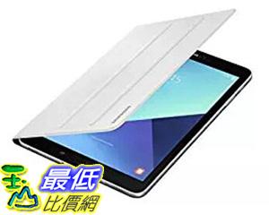 [106 美國直購] Samsung 原廠 EF-BT820PWEGUJ 平板保護套 白色 Tab S3 Cover, White