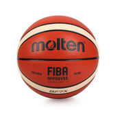 Molten 超軟PU12片貼籃球#7 (免運 訓練 戶外 7號球≡體院≡