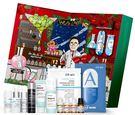 聖誕佳節推出經典倒數日曆禮盒,內含12種Dr.Wu系列精選明星商品