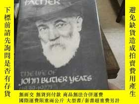 二手書博民逛書店Prodigal罕見father : the life of John butler yeats (1839-19