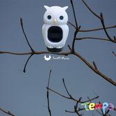 【Tempa】SWIFF 可愛夾式調音器-貓頭鷹