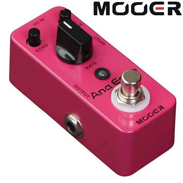 ★集樂城樂器★Mooer Ana Echo 延遲效果器 Delay(AD80)【Analog Delay Pedal】MERG-AE