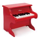【德國 Hape】小小音樂家紅色小鋼琴