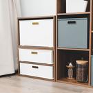 萬用可堆疊收納盒 可加購防塵上蓋 堆疊分類收納不占空間 可搭配賣場收納櫃使用