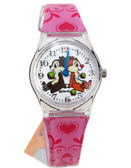 【卡漫城】 奇奇蒂蒂 兒童錶 ㊣版 卡通錶 女錶 Chip n Dale 小松鼠小栗鼠 迪士尼 手錶 ~ 2 6 0元