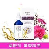 【愛戀花草】日本紫櫻花 水氧薰香精油 30ML