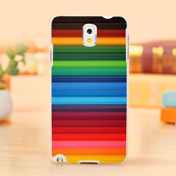 [ 機殼喵喵 ] 三星 Samsung i9600 Galaxy S5 手機殼 客製化 照片 外殼 全彩工藝 SZ082 彩虹