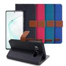 GENTEN for 三星 Samsung Galaxy Note10 Lite 自在文青風支架皮套