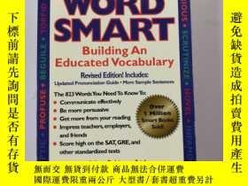二手書博民逛書店Word罕見Smart: Building An Educate