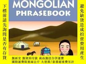 二手書博民逛書店Mongolian罕見PhrasebookY256260 J. Bat-ireediu Lonely Plan