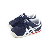 Onitsuka Tiger CORSAIR TS 運動鞋 深藍色 小童 童鞋 1184A050-400 no287