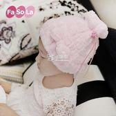 兒童乾發帽加厚擦頭發包頭浴帽強力吸水乾發巾頭發速乾毛巾   卡菲婭