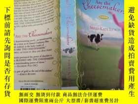 二手書博民逛書店blessed罕見are the cheesemakersY27