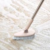 家用浴室長柄刷子 戶外瓷磚地磚刷地板刷衛生間浴缸刷地板清潔刷j 極簡雜貨