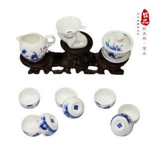 青花瓷 套裝茶具