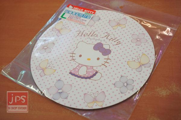 Hello Kitty 環保木製隔熱墊 (大) 點點