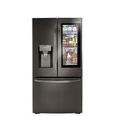 【南紡購物中心】LG樂金【GR-QBFL87BS】821公升敲敲看門中門對開冰箱